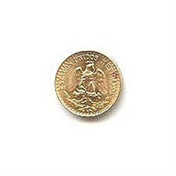 Mexico 2 Pesos Gold Coin