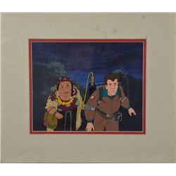 Ghostbusters Original Animation Production Cel Gypsy