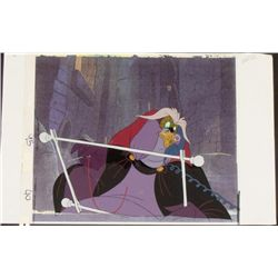 Original Cel Animation Rock-A-Doodle Background