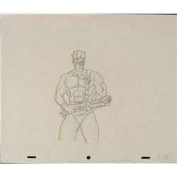 Original Drawing Cyclops Animation Big Boy Toy X-MEN