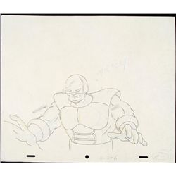 Drawing Animation Juggernaut Original X-MEN Next Victim