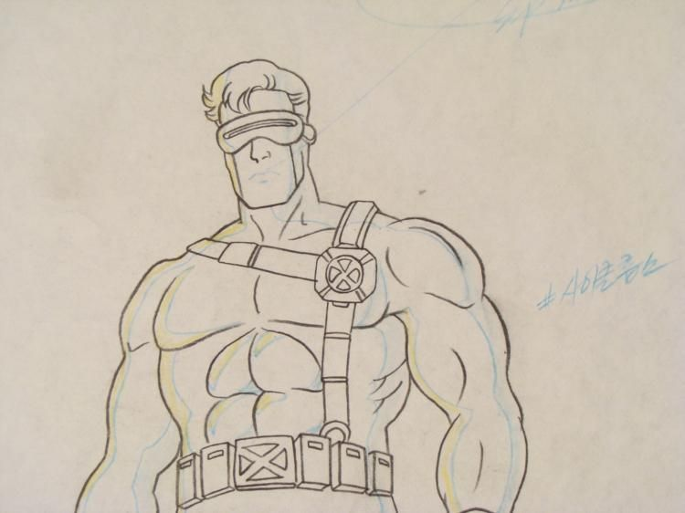 X Men Cyclops Drawings The gallery for -->...