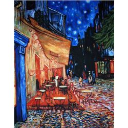 Vincent Van Gogh Terrace Cafe Limited Edition Giclee