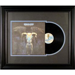Eagles One of These Nights Record Album Custom Frame