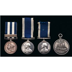 Collector's Lot of British Naval Medals