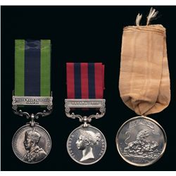 Collector's Lot of British India Medals
