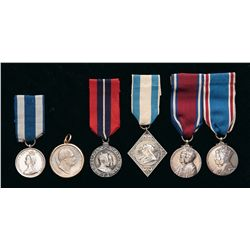 Collector's Lot of British Jubilee and Coronation Medals