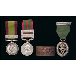 Collector's Lot of British Medals