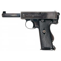 Desirable Webley Model 1913 Navy Semi-Automatic Pistol