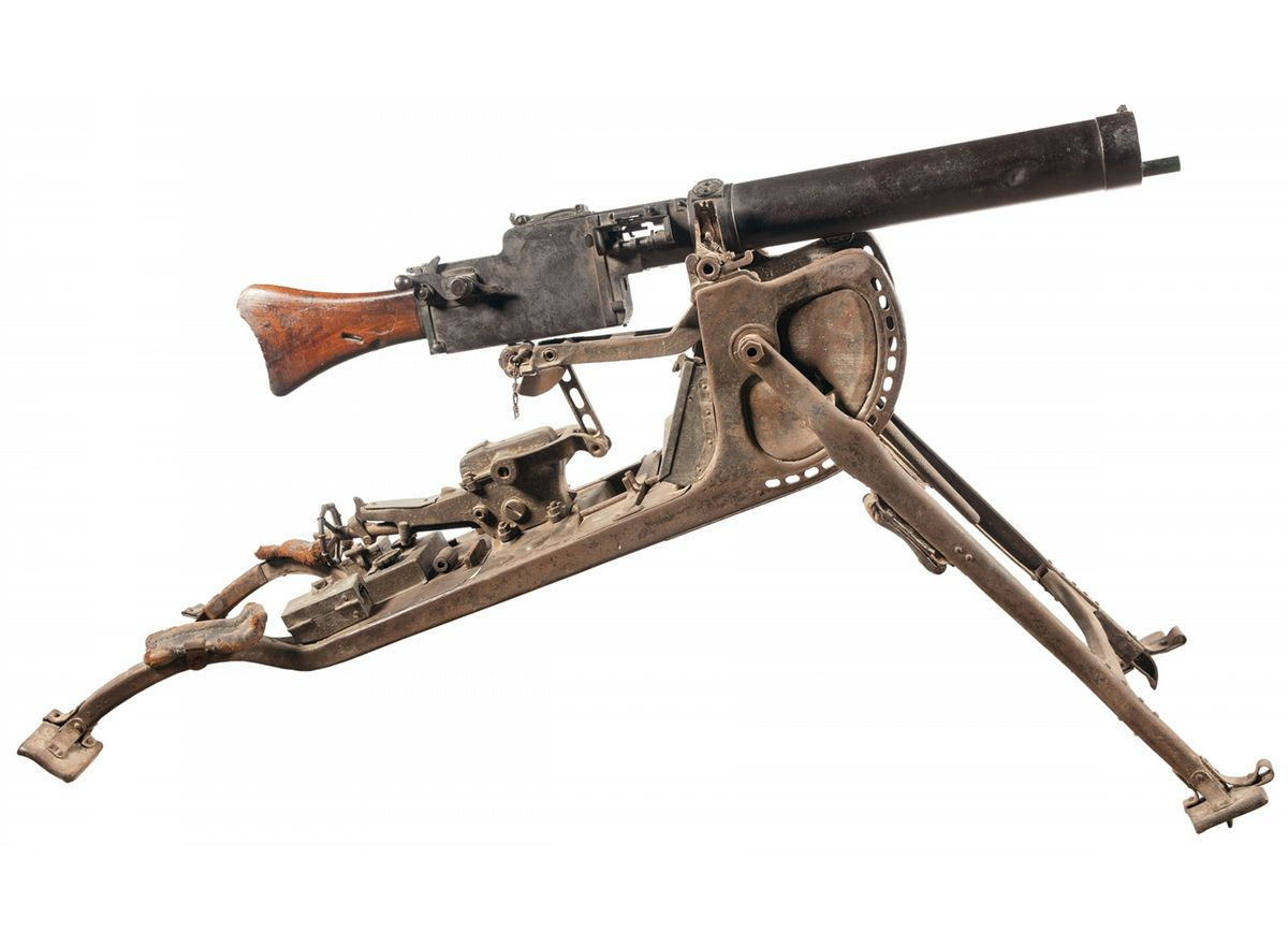 ww1 weapons On 22 april 1915, less than nine months into the first world war, the german  army unleashed a terrifying new weapon that changed the face of.