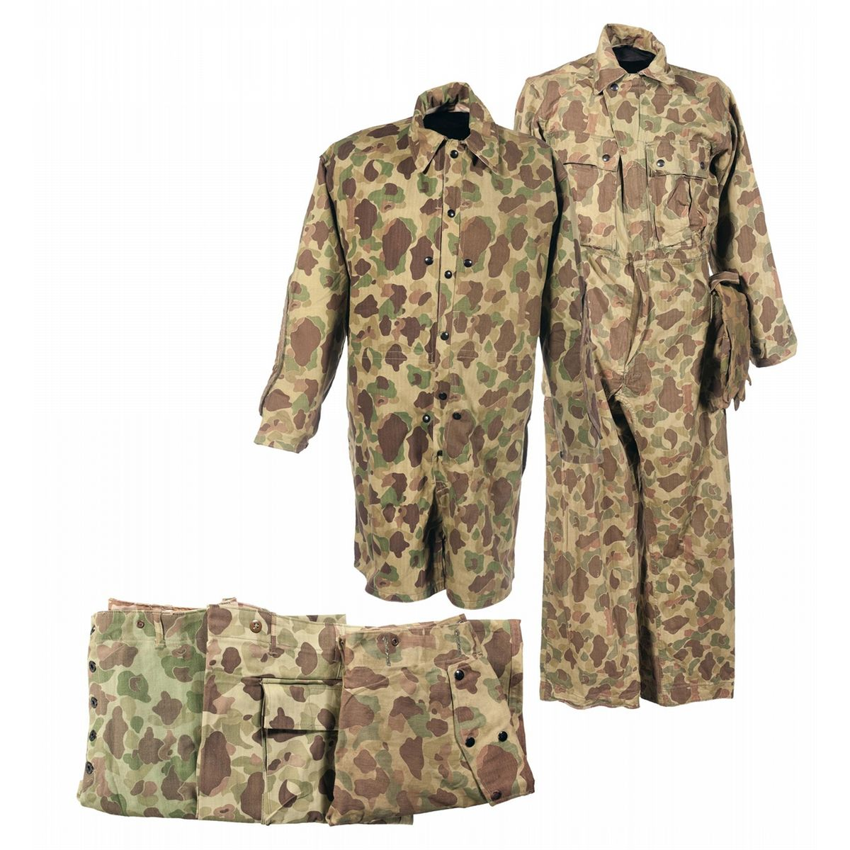 World war ii us marine pattern forest camouflage utility uniform world war ii us marine pattern forest camouflage utility uniform pieces publicscrutiny Choice Image