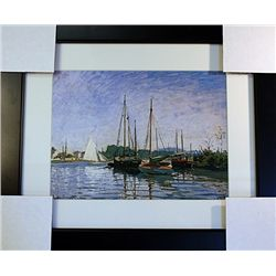 Claude Monet  Limited Edition-Pleasure Boats