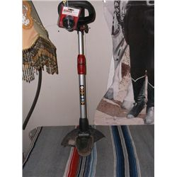 craftsman battery powered weed eater