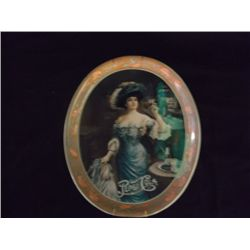 Pepsi Cola Tray Very nice Pepsi Tray with wall hanging bracket already attached