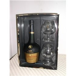 Courvoisier Cognac collector set