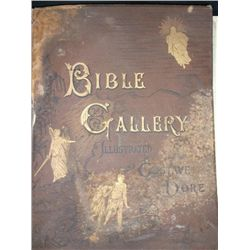 Bible Gallery Illustrated By Gustve Dore
