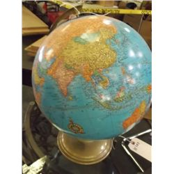 Cram's Imperial World Globe tracking#162