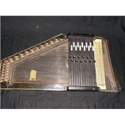 Antique Autoharp Manufactured and Trade marked Reg. by Oscar Schmidt International  Inc. New Jersey