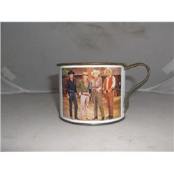 Ponderosa Ranch Tin Cup