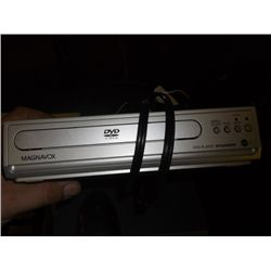 Magnavox DVD Player Powers Up