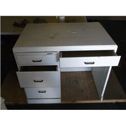 "4 drawer desk 36"" x 23"" x 30"""