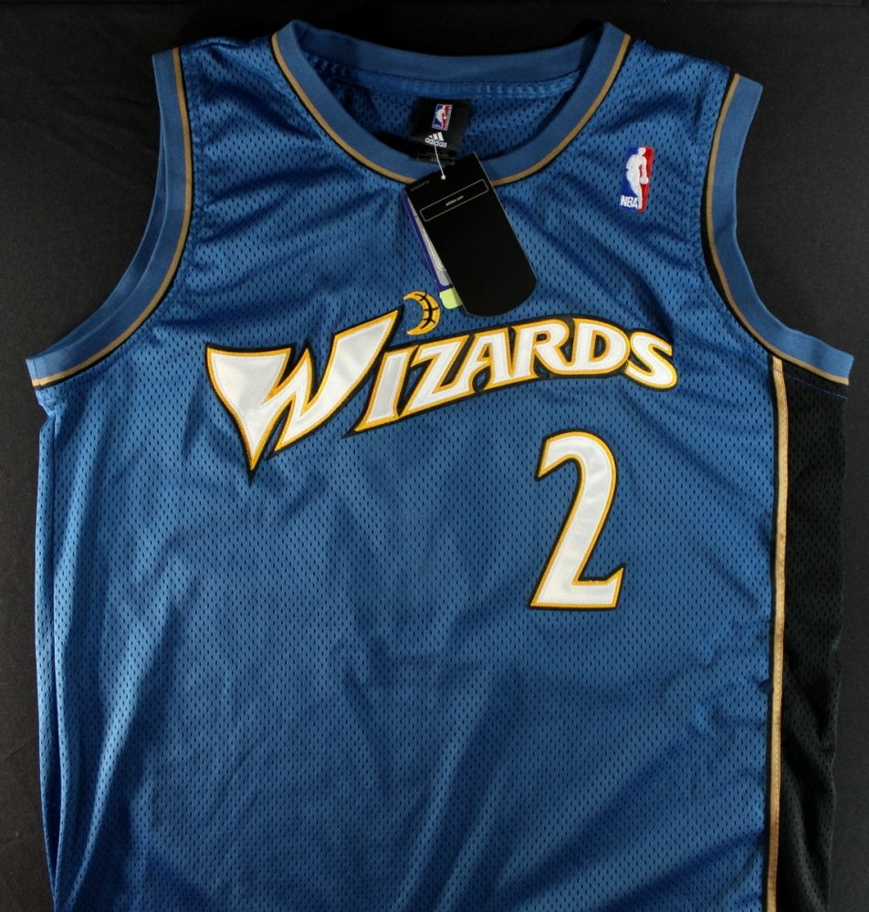 pretty nice ba62f f2dcd coupon for john wall blue wizards jersey ab7c2 0e797