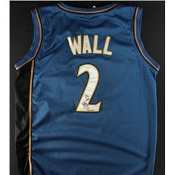 John Wall Signed Wizards Jersey (JSA COA)