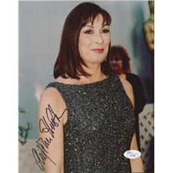Anjelica Huston Signed 8x10 Photo (JSA COA)