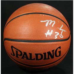 Marquis Teague Signed Basketball (PA LOA)