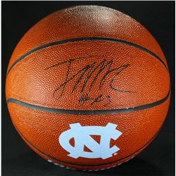 James McAdoo Signed UNC Logo Basketball (GA COA)