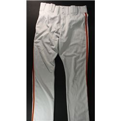 Brian Wilson Giants 2011 Game-Used Pants (PA LOA)