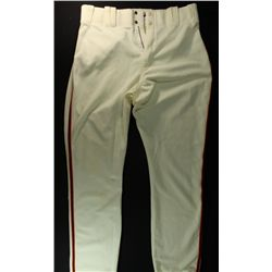 Juan Uribe Giants 2010 Game-Used Pants (PA LOA)