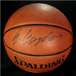 Enes Kanter Signed Basketball (GA COA)