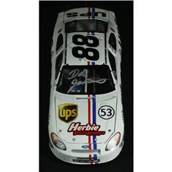 Dale Jarrett Signed 1:24 LE Action Die-Cast Stock Car (PA LOA)