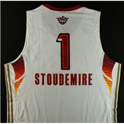 Amare Stoudemire Signed 2009 All-Star Jersey (JSA COA)