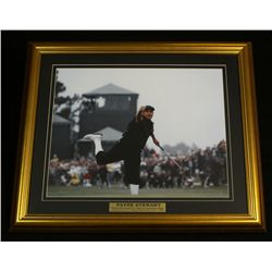 Payne Stewart 24x28 Custom Framed Display