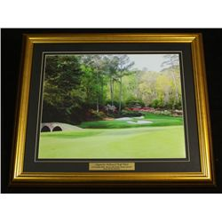 Augusta National Golf Club 24x28 Custom Framed Display