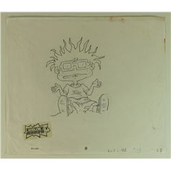"""Rugrats"" Original Hand-Drawn Animation Cel (PA LOA)"