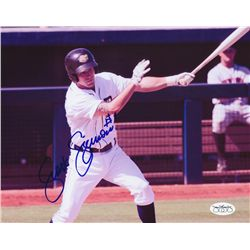 Scott Sizemore Signed Tigers 8x10 Photo: Rare Original AFL Photo (JSA)