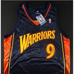 Ike Diogu Signed Warriors Jersey (PA LOA)