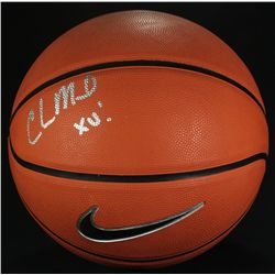 "Chris Mack Signed Basketball: Inscribed ""XU"" (PA LOA)"