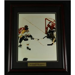 Phil Esposito & Tony Esposito 16x20 Custom Framed Photo