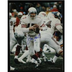 Jim Hart Signed Cardinals 11x14 Photo (PA LOA)
