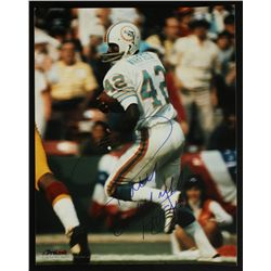 "Paul Warfield Signed Dolphins 11x14 Photo: Inscribed ""HOF 83"" (PA LOA)"