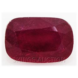 6.41ctw African Ruby Loose Gemstone