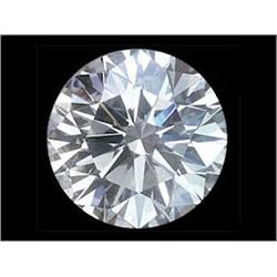 GIA CERTIFIED Round 0.43 Carat I,SI2