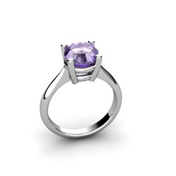 Tanzanite 1.55ctw Ring 14kt White Gold