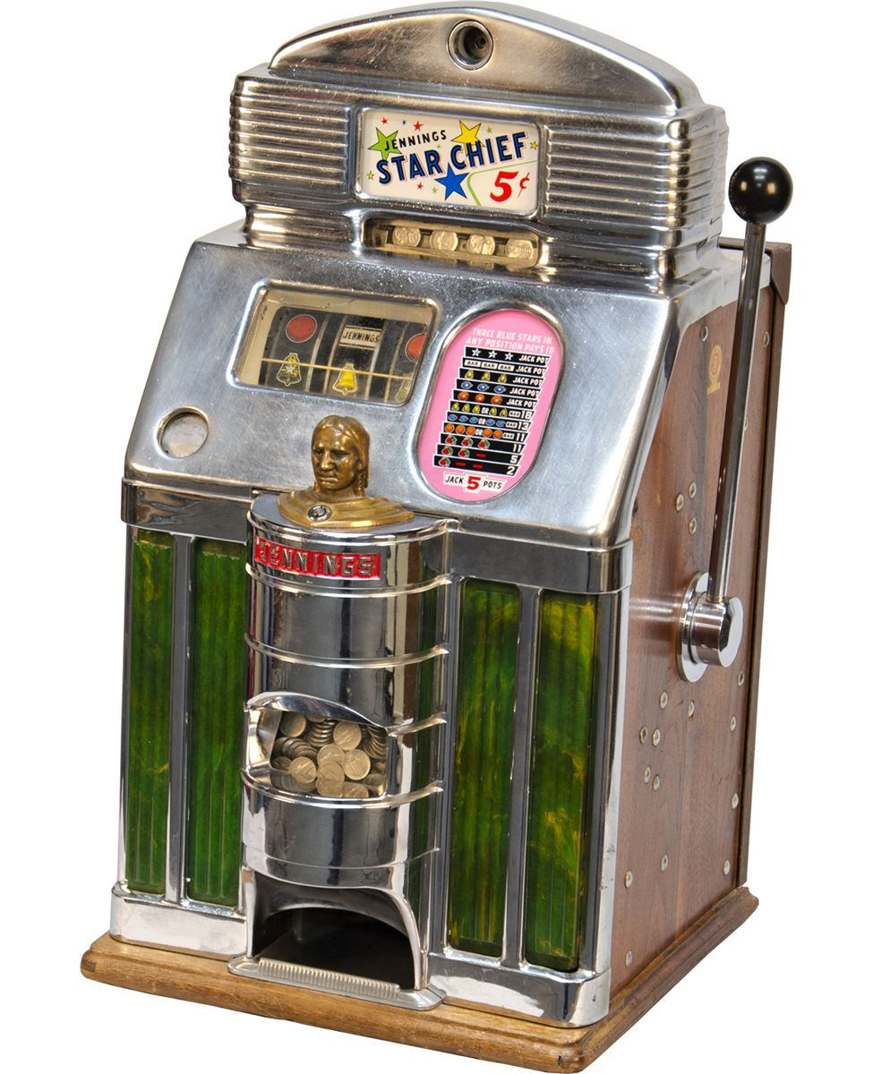 jennings slot machine | eBay.