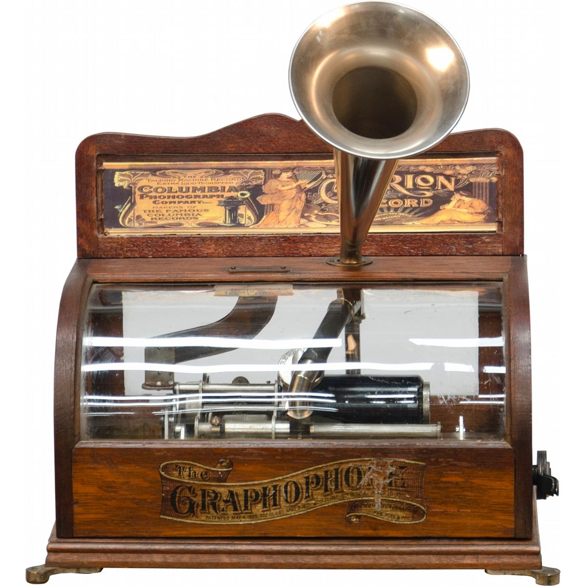 5 Cent The Graphophone Cylinder Music Player
