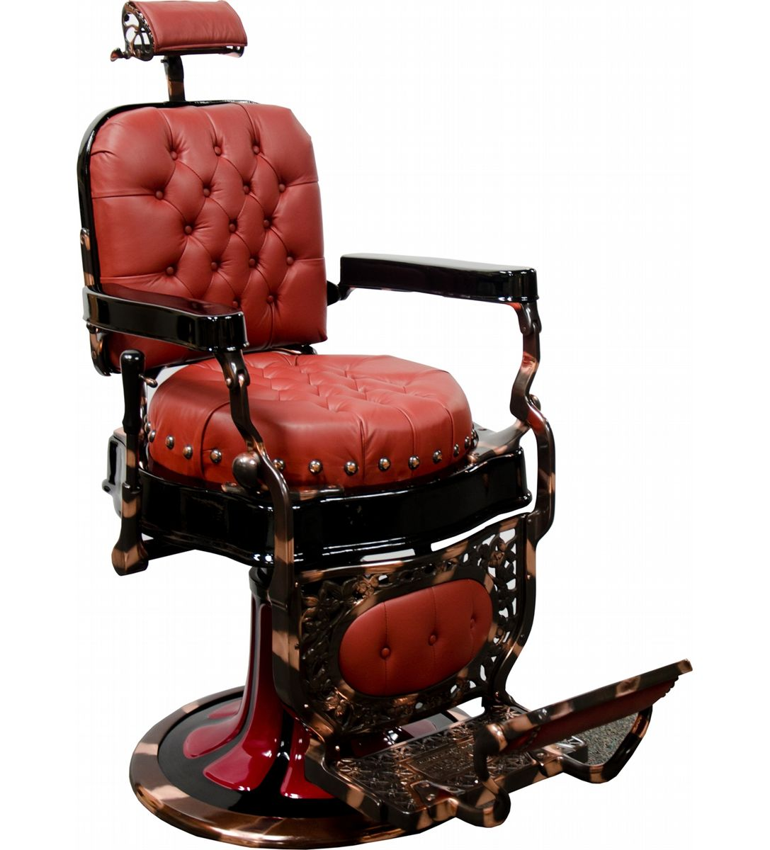 Uncategorized barber chair the legacy of koken barber chairs antique barber chairs - Gallery For Gt Classic Barber Chair Omni Professional Barber Chair
